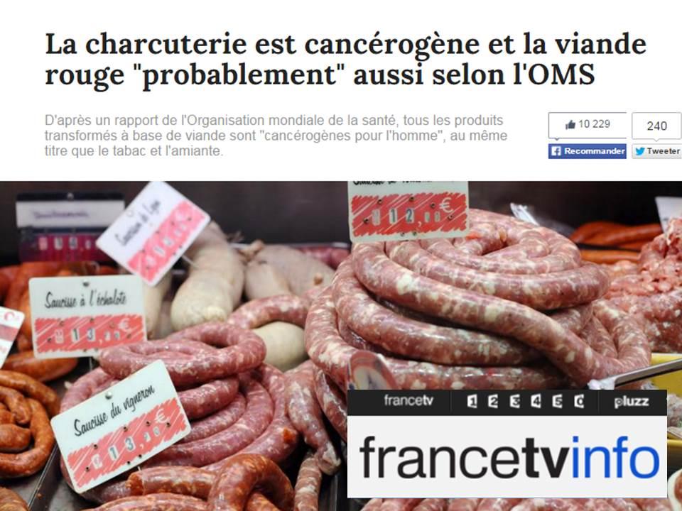 """Résultat de recherche d'images pour """"VIANDE ET CANCER"""""""